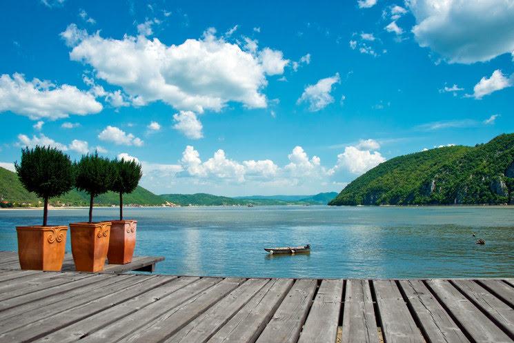 Los paisajes más imponentes de los casi 2.500 km del cauce del Danubio